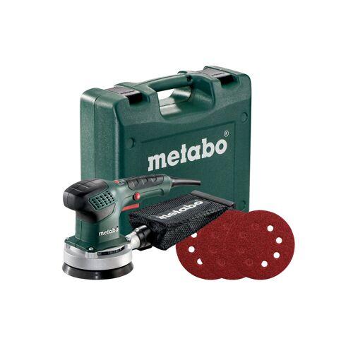 Metabo SXE 3125 Exzenterschleifer 310W + Koffer + Schleifpapier 25 stk.690921000