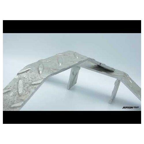 Jepson 8320 Hand Dry Cutter Handkreissäge + Führungsschiene 1400 mm + Sägeblatt + Zwingen (2 st)