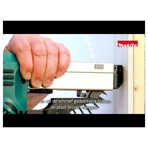 Makita DFR750Z Magazinschrauber 45-75 mm 18 Volt ohne Akku oder Ladegerät