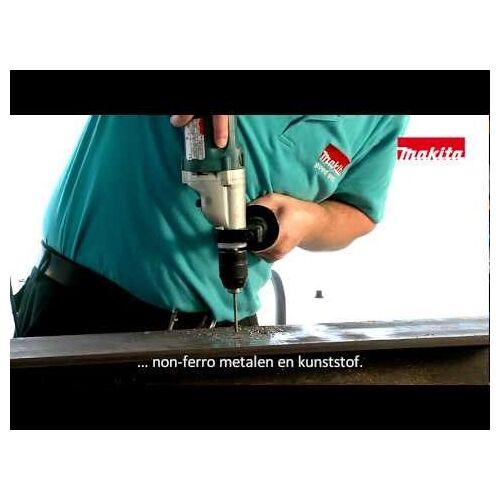 Makita HR2652J Bohrhammer mit Staubabsaugung SDS-Plus 800 Watt