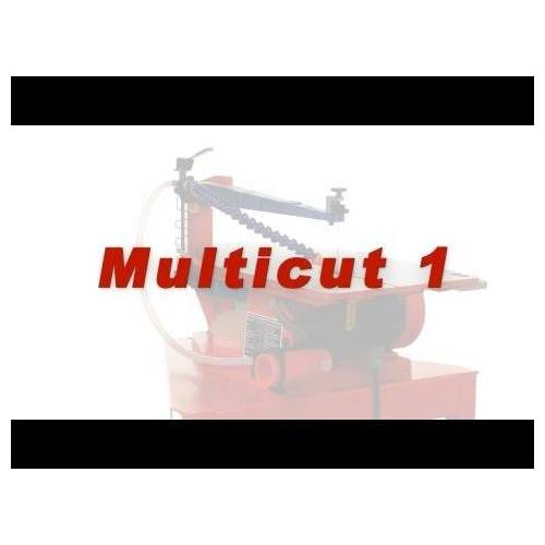 Hegner Multicut 1 Dekupiersäge