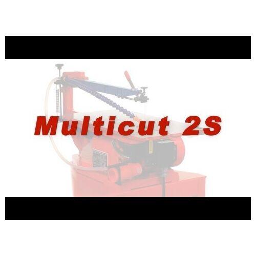 Hegner Multicut 2S Dekupiersäge