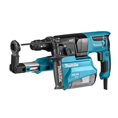 Makita HR2653TJ Bohrhammer SDS-Plus 800 Watt + Staubabsaugung