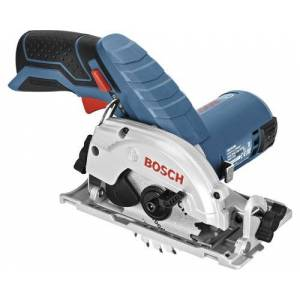 Bosch Blau GKS 12V-26 Professional Akku-Kreissäge 12V ohne Akku oder Ladegerät 06016A1001