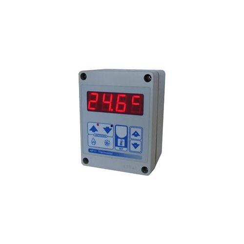 Master Zubehör Elektronisches THD-Thermostat mit Leitung 5 mtr
