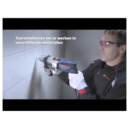 Bosch Blau GSB 16 RE Professional Schlagbohrmaschine 060114E500