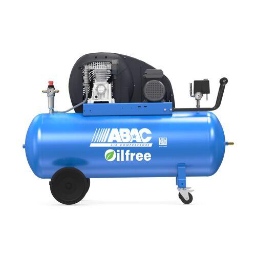 ABAC PRO A29B-0 200 CT3 Zero Kompressor 320 l/min 150 ltr. 10 Bar 400 Volt