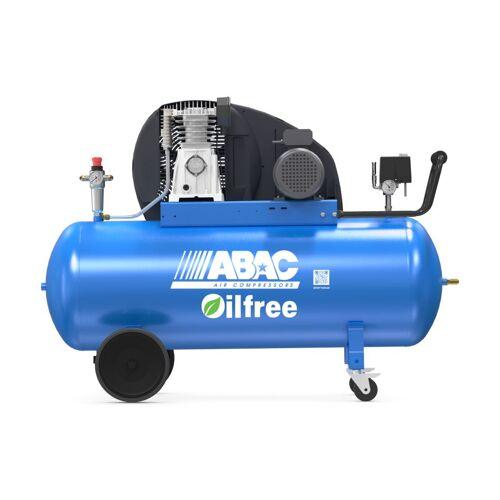 ABAC PRO A39B-0 200 CT3 Zero Kompressor 393 l/min 200 ltr. 10 Bar 400 Volt