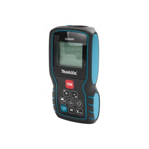 Makita LD080PI Laser-Distanzmessgerät 80 m