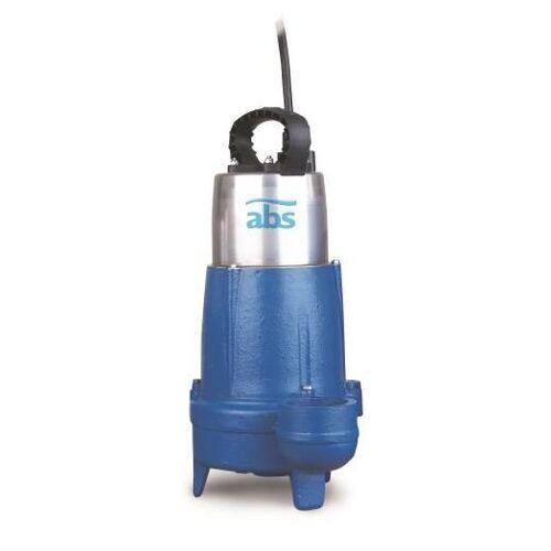 Sulzer  ABS MF354 WKS Abwasserpumpe mit Schwimmer 21 m3/h