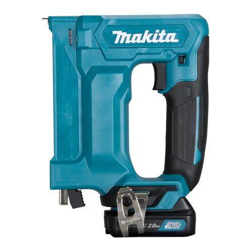 Makita ST113DSAJ Akku-Tacker 10.8 Volt 2.0 AH Li-ion