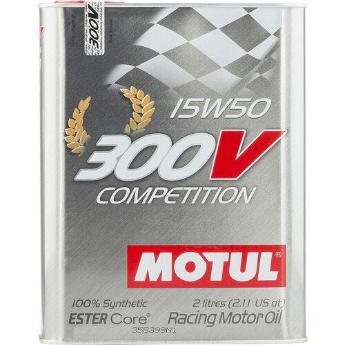 MOTUL 2 Liter Motul 300V Competition 15W-50