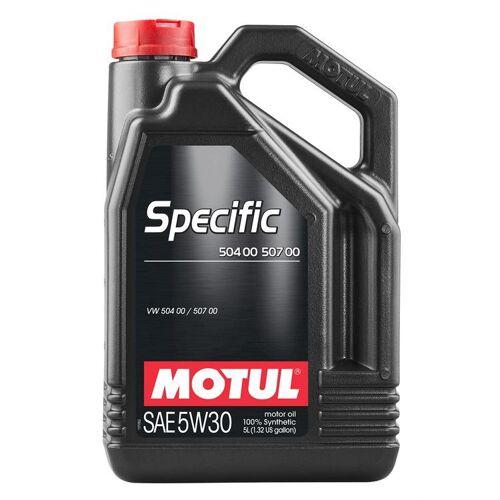 MOTUL 5 Liter Motul Specific 504 507 00 5W-30