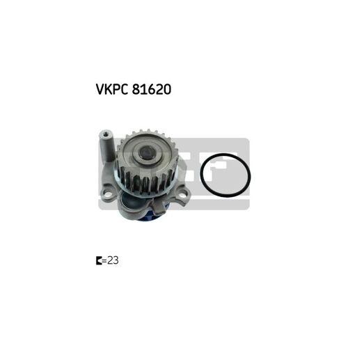 SKF Wasserpumpe Audi Seat Skoda VW