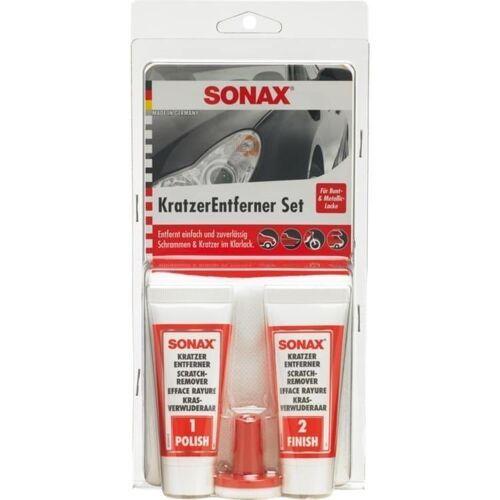 SONAX KratzerEntfernerSet Lack 2x25ml