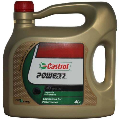 CASTROL Motoröl Castrol Grand-Prix 4 Liter