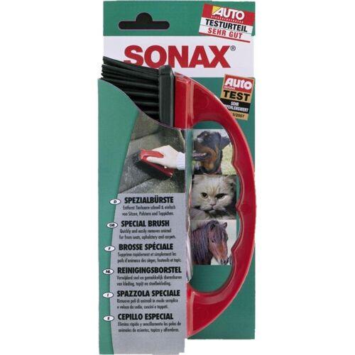 SONAX SpezialBürste zur Entfernung von Tierhaaren