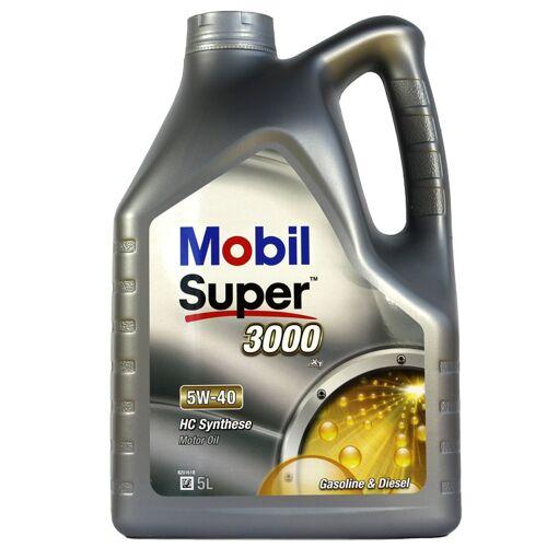 EXXON MOBILE 5 Liter Mobil Super 3000 X1 5W-40  Motoröl