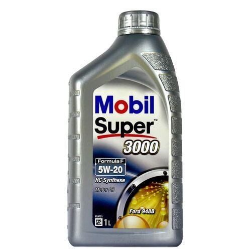 EXXON MOBILE 1 Liter Mobil Super 3000 Formula F 5W-20 Motoröl