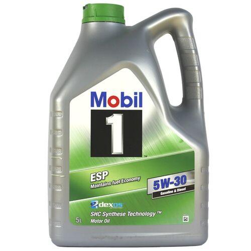 EXXON MOBILE 5 Liter Mobil 1 ESP 5W-30 Motoröl