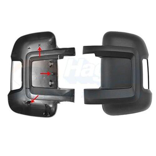 Van Wezel Außenspiegelkappe links Citroen Jumper Fiat Ducato Peugeot Boxer