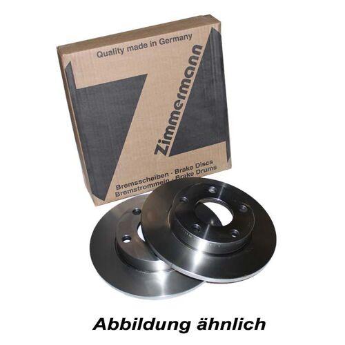 Zimmermann 2 Zimmermann Bremsscheiben 302mm vorne BMW E34 518 520 524 525