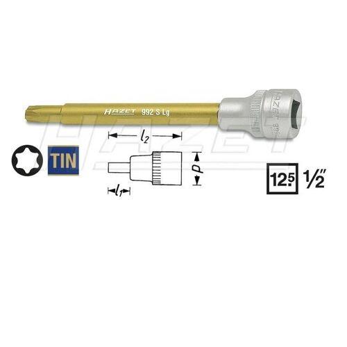 Hazet 1/2 Zoll Steckschlüssel Torx T45