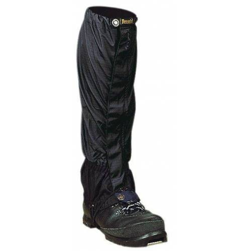 Bergans Gaiter Zipper Dermizax Black Unisex XS