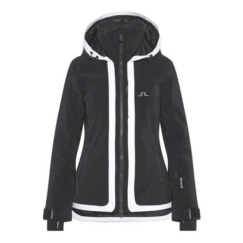 J.Lindeberg W Watson Jacket Dermizax EV Black Damen XS