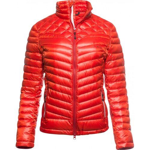 Yeti W Meed Down Jacket Molten Lava Damen S