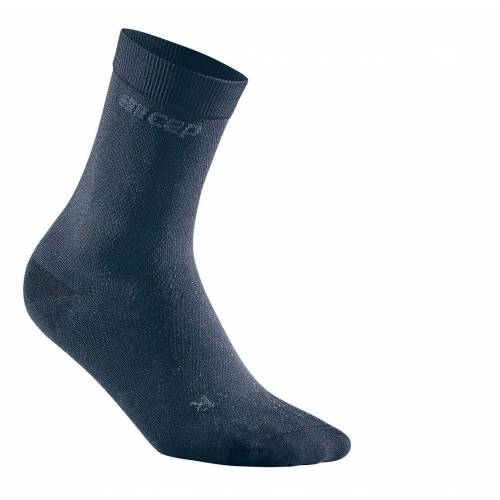 CEP W Business Mid CUT Socks Dark Blue Damen III