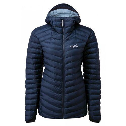 Alpine Rab W Cirrus Alpine Jacket Deep Ink Damen 18
