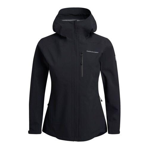 Xenon Peak Performance W Xenon Jacket Black Damen XL