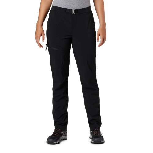 Titan Columbia W Titan Pass Pant Black Damen 4