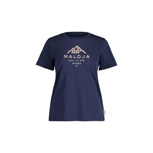 Maloja W Platanem. T-Shirt Night Sky Damen S