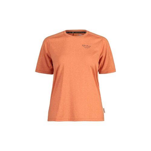 Maloja W Helmkrautm. T-Shirt Glowing Alps Damen M