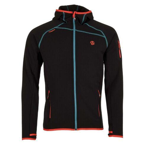 Ternua M Punjab Jacket Black - Orange Herren S