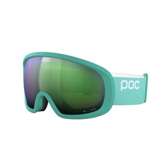 POC Fovea Mid Fluorite Green Unisex One Size