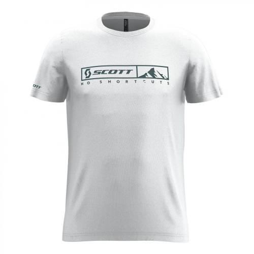 Scott M 10 NO Shortcuts S/SL Tee