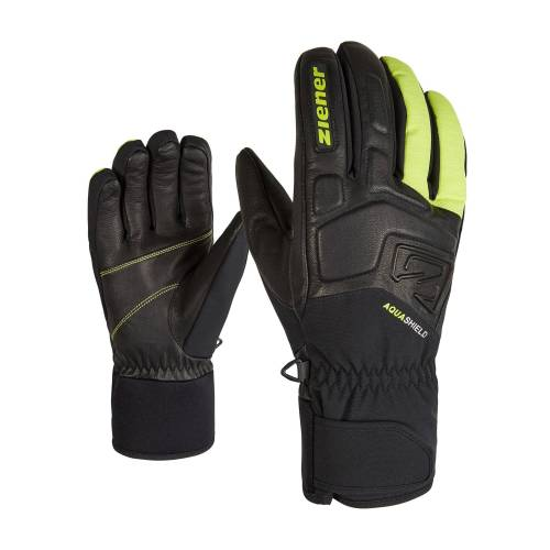 Ziener M Glyxus AS Glove Lime Herren 10