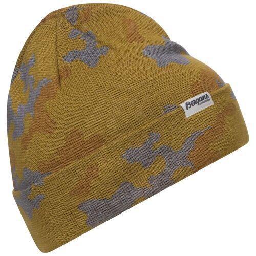 Bergans Camouflage Beanie
