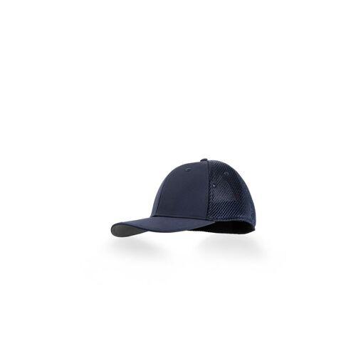 """Kjus Unisex 3D Mesh Cap """"Cresting"""" Atlanta Blue Unisex S/M"""