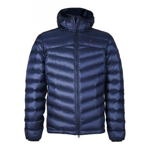 Y by Nordisk M Payne Hooded Down Jacket Saragossa Sea Herren S