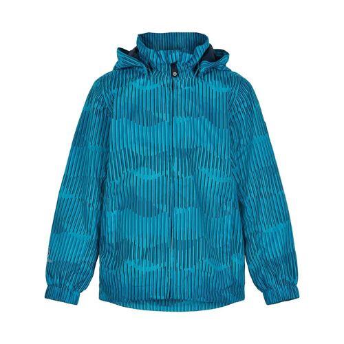 Color Kids Boys Jacket Striped AOP 2 Delphinium Blue Jungen