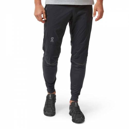 On Running M Running Pants Black Herren L
