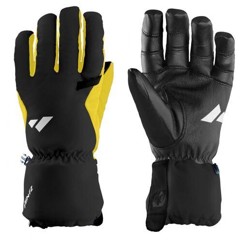 Zanier Wildspitze TW Black - Yellow Unisex 8