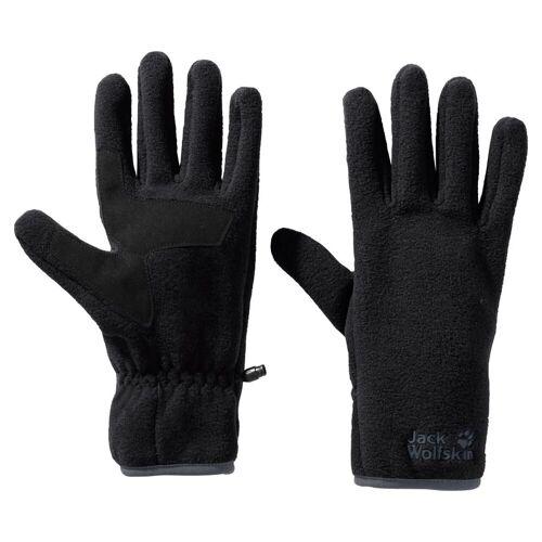 Jack Wolfskin Artist Ecosphere Glove Black Unisex L