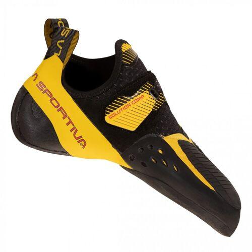 La Sportiva M Solution Comp Black - Yellow  EU 38.5