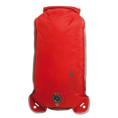 Exped Shrink Bag Pro 15 Red Unisex 15l
