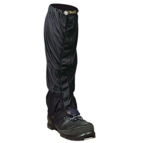 Bergans Gaiter Zipper Dermizax Black Unisex M